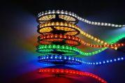 светодиодная лента - разные цвета - в наличии - от 900 тг Жезказган