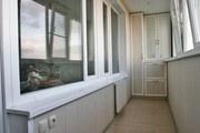 Остекление и ремонт балконов. Обшивка
